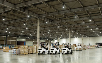 High Bay And Factory Lighting Our Business Eye Iwasaki
