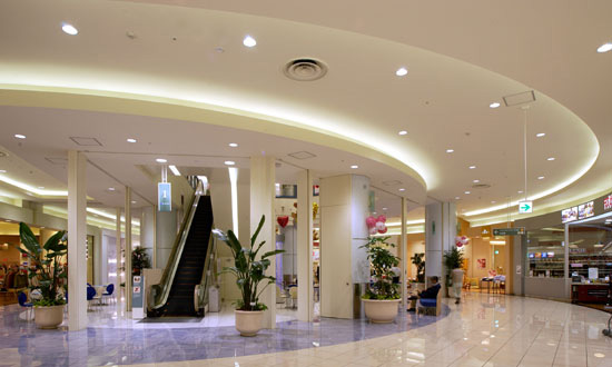 AEON Yamato Shopping centre | Commercial and industrial