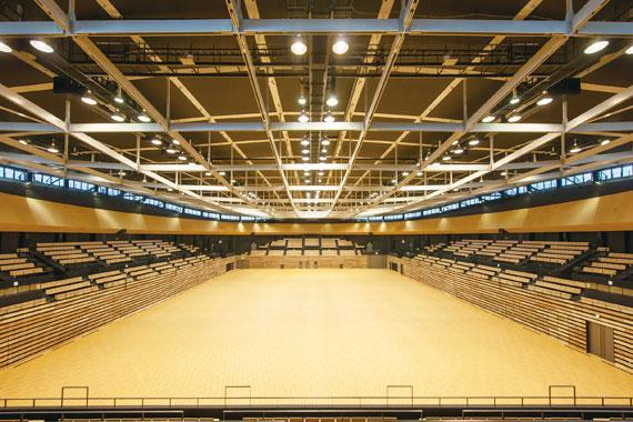 Hakodate Arena Sports And Area Flood Lighting Eye