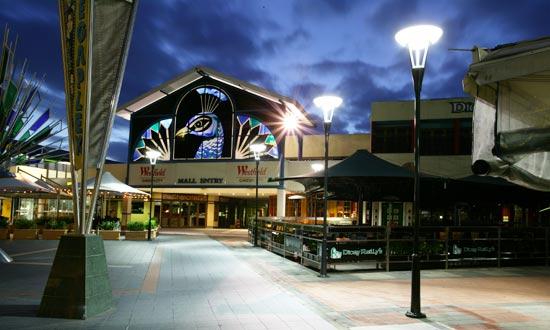 Westfield Garden City Australia Street And Urbanscape