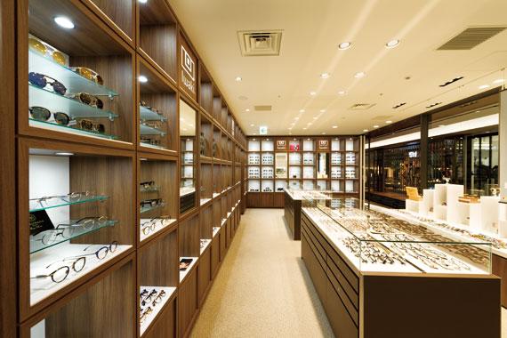 Iwaki Optical Shop Roppongi Hills Store Commercial