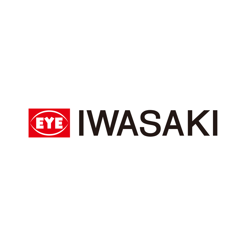 Hasil gambar untuk logo lampu iwasaki